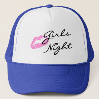 Girls Night Trucker Hat
