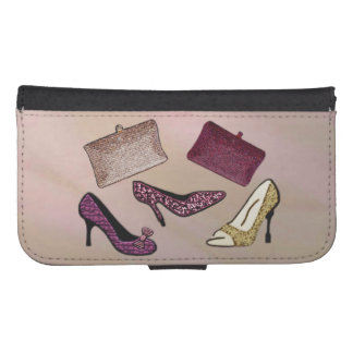 Girls Nite Out Wallet Phone Case For Samsung Galaxy S4