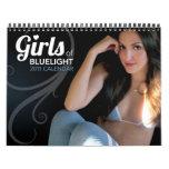 Girls of Bluelight Calendar
