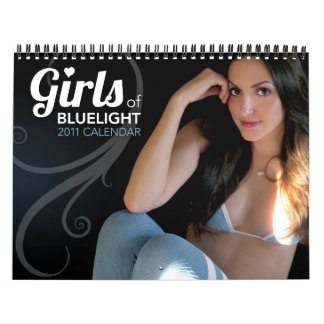 Girls of Bluelight Calendar