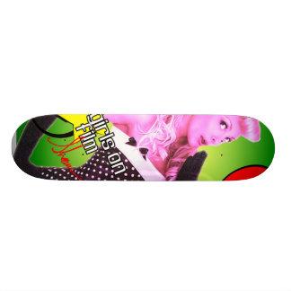 Girls On Film - Retro Skateboard Deck