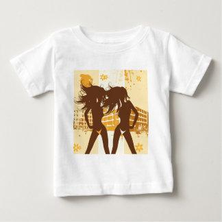 Girls on the Beach Baby T-Shirt
