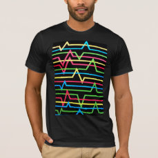 girls or guys Justice video dance t-shirt