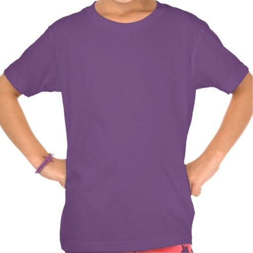 Girl's Orca Whale T-Shirt Organic Orca Shirt