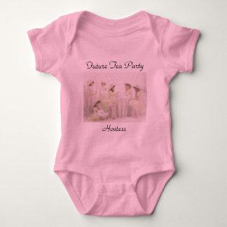 Girls Party Baby Bodysuit