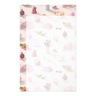 Girl's Pink Dream Stationery