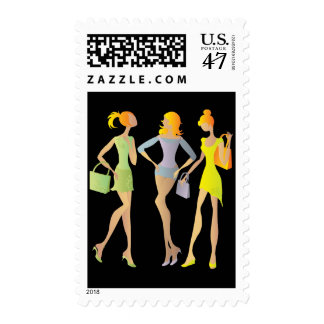 girls postage