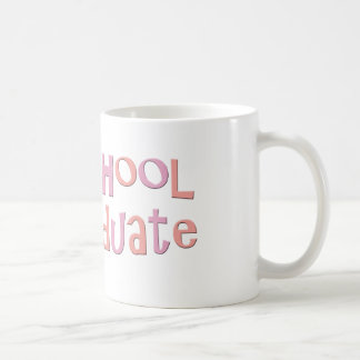 Girl's Preschool Graduation Gifts Coffee Mug
