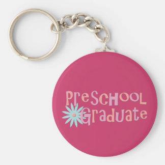 Girl's Preschool Graduation Gifts Keychain