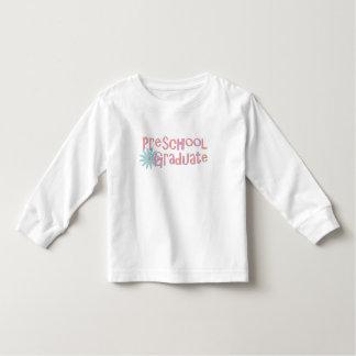 Girl's Preschool Graduation Gifts Toddler T-shirt