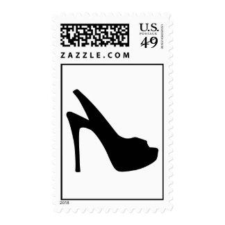 Girls pumps postage