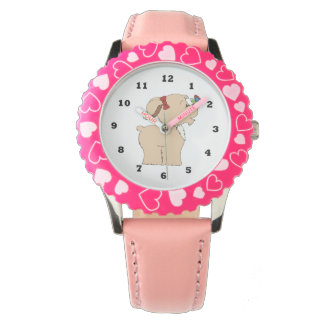 Girls Puppy cartoon fun watch