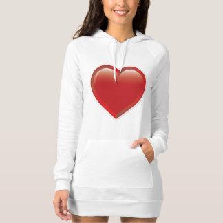 Girls Red Heart Tee Shirts