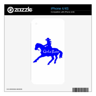 GIRLS REIN 2 DECAL FOR THE iPhone 4