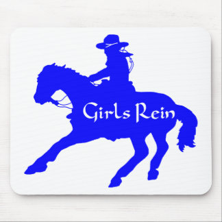 GIRLS REIN 2 MOUSE PAD