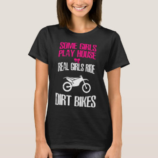 Women S Dirt Bike T Shirts Zazzle