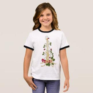 Girl's Ringer T-Shirt
