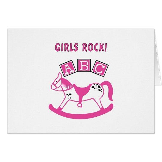Girls Rock Card