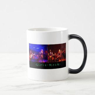 Girls Rock Magic Mug