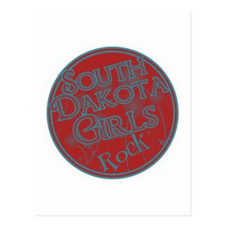 Girls Rock! Postcard