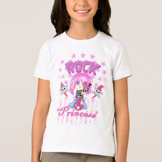 Girl's Rock Star Princess shirt