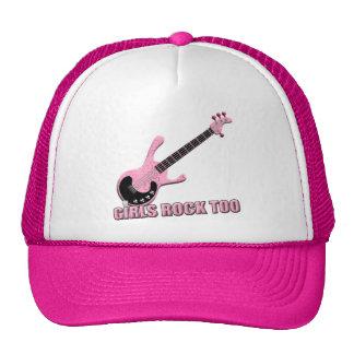 Girls Rock Too - Hat
