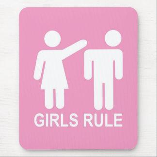 Girls Rule Mousepads