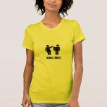 Girls Rule T Shirts