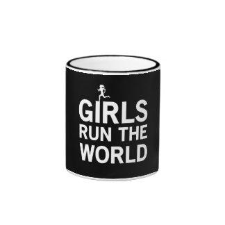 Girls Run the World Coffee Mug