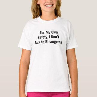 Girls Safety T-shirt