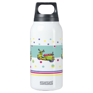 Girls Scooter Thermos Bottle