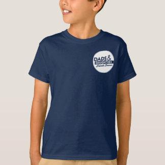 Girls Size: Large Back Logo - Front Pocket Logo T-Shirt