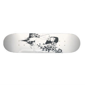 Girls Skateboard Deck