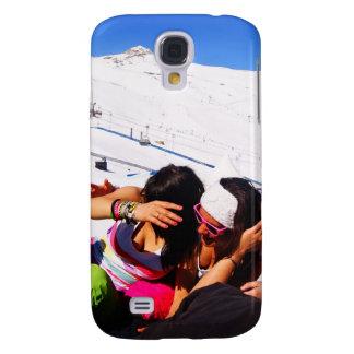 Girls Ski slope Galaxy S4 Case