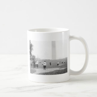 Girls Softball 1919 Coffee Mug