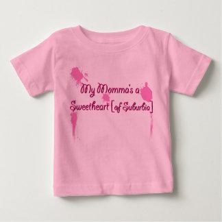 Girls' SOS Infant T-shirt - Paint