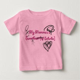 Girls' SOS Infant T-shirt - Scribbles