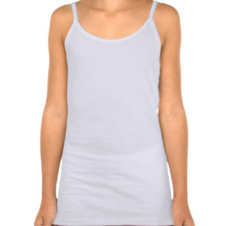 Girls Spaghetti-Strap with Iconic PA Lettering Tanktops
