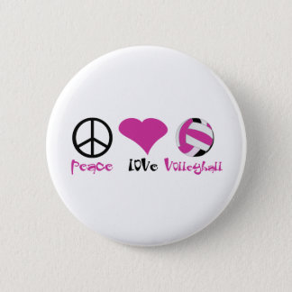 Girls Sports Pinback Button