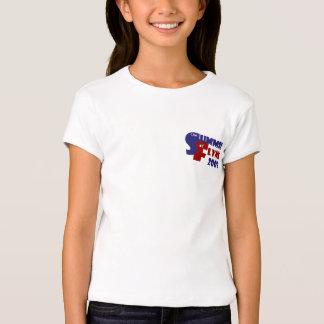 girls summer of flynn T-Shirt