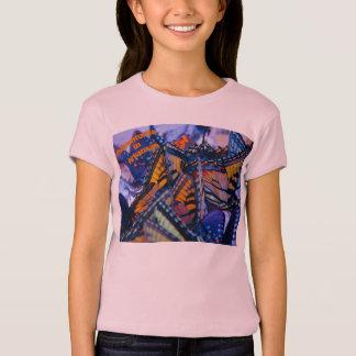 "Girls T-shirt - ""Ouachita Butterfly Convention"""
