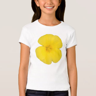 Girls T-Shirt - West Indian Holly