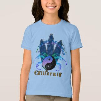 Girls Tidal Wave T-Shirt