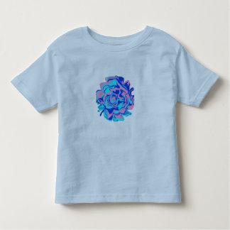 Girls' Toddler Psychedelic Flower T-Shirt