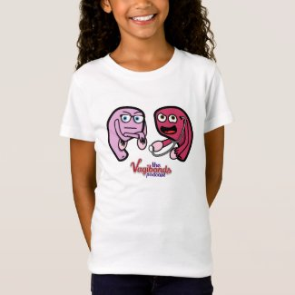 Girls Vagibonds T-shirt