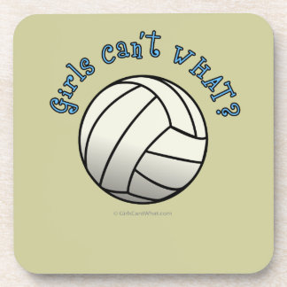 Girls Volleyball Team Coaster