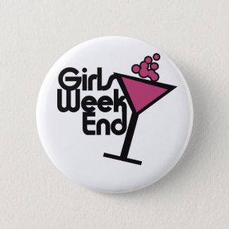 Girls Weekend Button