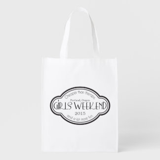 Girls Weekend Cheaper than Therapy Market Totes