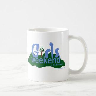 Girls Weekend in the Mountains Coffee Mug