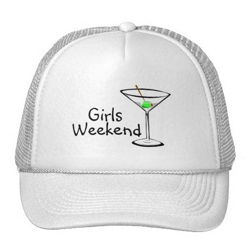 Girls Weekend (Martini 2) Trucker Hat